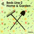 Beds Line 2 - Home and Garden