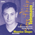 G.P Telemann, Solos & Trios