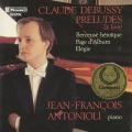 C. Debussy, 12  Préludes