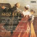 W.A Mozart, Concertos for 2 Pianos and Orchestra, Adagio and Fugue for Strings, & Fugue for 2 Pianos