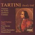 G. Tartini, Five Sonatas for Violin and Basso Continuo