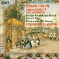 J. Haydn, Arrangements for Harmony
