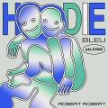 Robert Robert - Hoodie Bleu Ultra