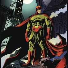 超级英雄系列