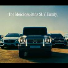 梅赛德斯·奔驰 2020 SUV Family