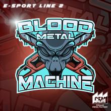 eSport Line 2 - Blood Metal Machine