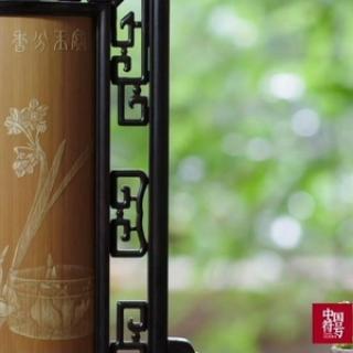 中宣部纪录片《中国符号》,第二集-留青竹刻