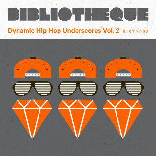 Dynamic Hip Hop Underscores Vol. 2