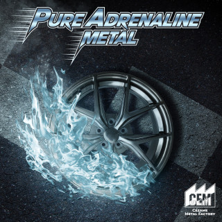 Pure Adrenaline Metal