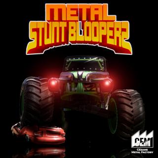 Metal Stunt Bloopers