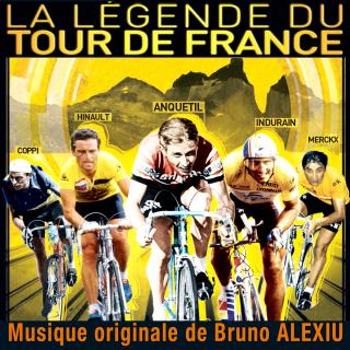 La Légende du Tour de France - Original score by Bruno ALEXIU