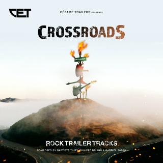 Crossroads - Rock Trailer Tracks