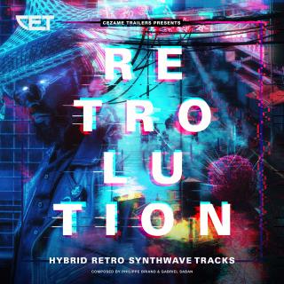Retrolution - Hybrid Retro Synthwave Trailer