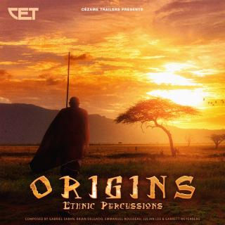 Origins - Ethnic Percussion Trailer