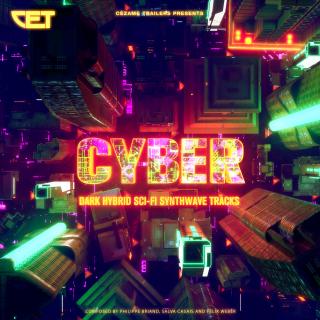 Cyber - Dark Hybrid Sci-fi Synthwave Trailer