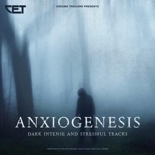 Anxiogenesis - Dark Intense and Stressful Tracks
