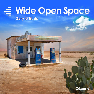 Gary O'Slide - Wide Open Space