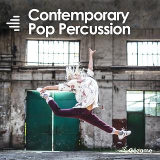 Contemporary Pop Percussion