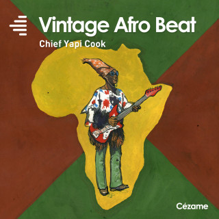 Vintage Afro Beat - Chief Yapi Cook