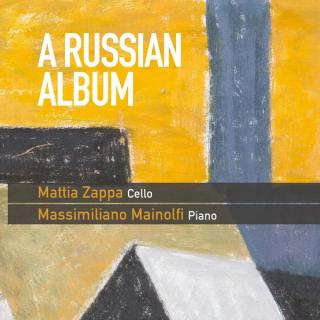 A Russian album, Duo Zappa-Mainolfi, Cello & piano