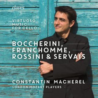 Boccherini, Franchomme, Rossini & Servais