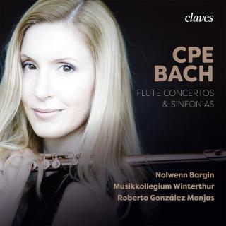 CPE BACH - Concertos pour flûte et symphonies