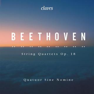 Beethoven - String Quartets Op.18 CD1