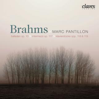 J. Brahms, Balladen op. 10, Intermezzi Op. 117, Klavierstucke op. 118