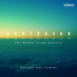 L.V Beethoven, The Middle String Quartets