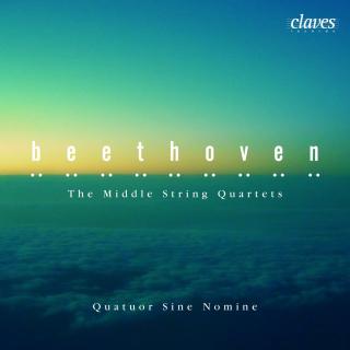 L.V Beethoven, The Middel String Quartets