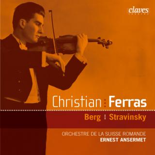 A. Berg & I. Stravinsky - Violin Concertos