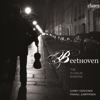 L.V Beethoven, The 10 Violin Sonatas