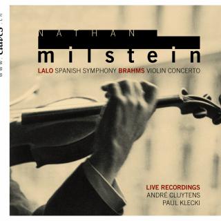E. Lalo, Symphonie espagnole & J. Brahms, Violin Concerto