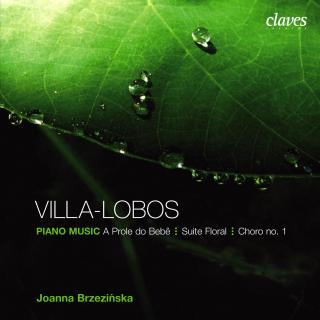 H. Villa-Lobos, Piano Music