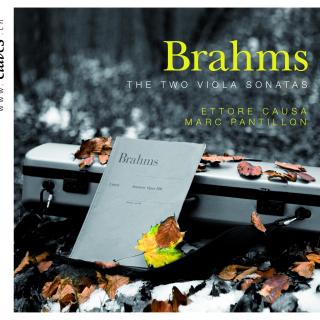 J. Brahms, The Two Viola Sonatas