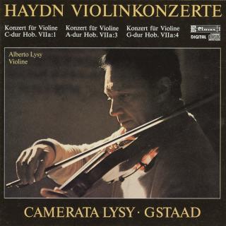 J. Haydn, Concertos for Violin and String Orchestra