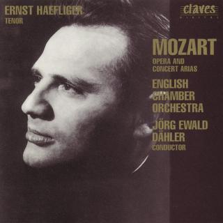 W.A Mozart, Opera and Concert Arias
