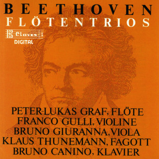L.V Beethoven, Flûte Trios