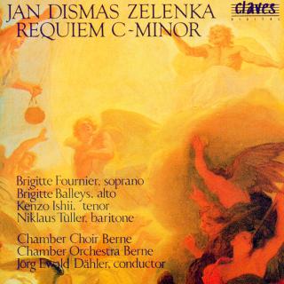 J.D Zelenka, Requiem in C minor