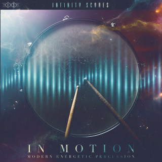 In Motion - Modern Energetic Percussion