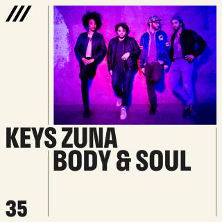 Keys Zuna - Body & Soul