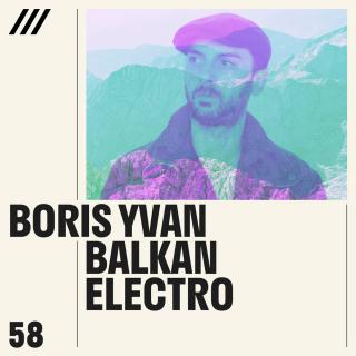 Boris Yvan - Balkan Electro